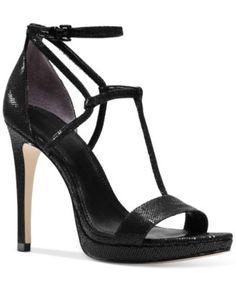 MICHAEL Michael Kors Simone Dress Sandals | macys.com