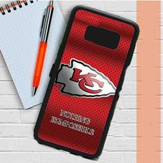 Kansas City Chiefs Nothing Is Impossible Samsung Galaxy S8 Plus Case Dewantary