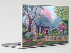Laptop skins~!! Featuring Ave Hurley's Artworks~! $30