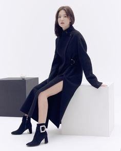 Song Hye Kyo For Suecomma Bonnie Song Hye Kyo Style, Muse Songs, Korean Celebrities, Korean Actresses, Winter Collection, Most Beautiful Women, Girl Photos, Girl Crushes, My Idol