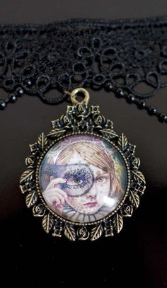 Jewelry from www.draculaclothing.com
