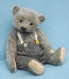 Peller by Joy, Forget Me Not Bears - adopted
