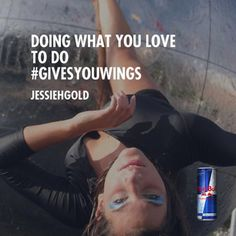DOING WHAT YOU LOVE TO DO #GIVESYOUWINGS