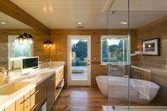 Design Hub - блог о дизайне интерьера и архитектуре: Дом Синди Кроуфорд в Малибу