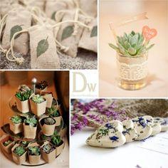 Свадьба в эко-стиле | DiscoverWedding.ru