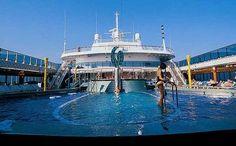 Costa Atlantica Costa Atlantica, Cruise Ships, Marina Bay Sands, Building, Travel, Cruises, Viajes, Buildings