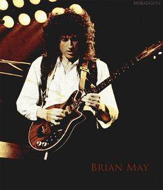 "Brian May - ""Sleeping On The Sidewalk"""