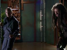 "Stargate Atlantis 5.14 ""The Prodigal"" Sharon Taylor as Amelia"