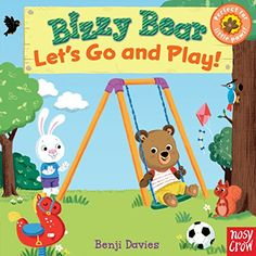 [PDF] Download Bizzy Bear: Let's Go and Play *Read Online*