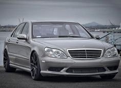 Mercedes S55 AMG protected with Dr. Beasley's Nano Resin