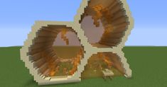 My bee farm design, gonna build it in survival. Any thoughts? Casa Medieval Minecraft, Minecraft Farm, Minecraft Cottage, Easy Minecraft Houses, Minecraft Plans, Minecraft House Designs, Amazing Minecraft, Minecraft Tutorial, Minecraft Blueprints