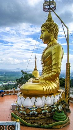 The Tiger Cave Temple - 1,237 Steps to the Top