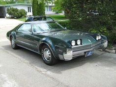 1967 Oldsmobile Toronado for sale on UsedRegina.com - I really don't think they get much better than this...#awesome