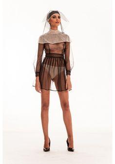 The Nun Transparent Outfit