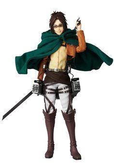 Real Action Heroes No. 706: Hanji Zoe   Attack on Titan [Pre-order]