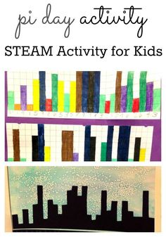 Pi Day Art Activity for Kids