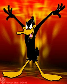 Daffy Duck Looney Tunes Cartoons, Old Cartoons, Classic Cartoons, Funny Cartoons, Cartoon Clip, Cartoon Shows, Walt Disney Characters, Cartoon Characters, Best Cartoons Ever