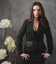 Beautiful mystery| AVA jacket YOKKO | spring17 #black #jacket #style #fashion #women #newcollection #spring #eveningoutfit #yokko Fashion Women, Style Fashion, Evening Outfits, Jacket Style, Workwear, Wardrobes, Confident, Ava, Mystery