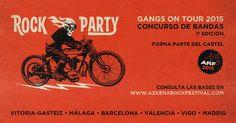 ¿Quieres formar parte del cartel de Azkena Rock Festival 2015? Participa con tu banda en ARF Party Rock y demuestra que tu rock llena escena