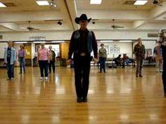 Slappin' Leather  ( Line Dance ) Walkthrough