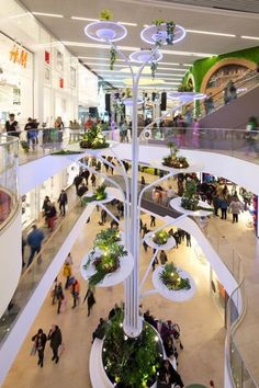 Minto shopping centre - Unibail - Rodamco - Mönchengladbach (Germany)