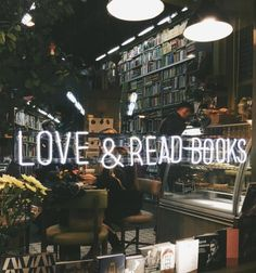cafewithstyle: Who doesn't love book cafe? - Tea, Coffee, and Books I Love Books, Good Books, Books To Read, My Books, Book Cafe, Book Store Cafe, Mona Kasten, Book Aesthetic, Love Reading