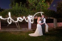 Laura & Ryan - Stunning Sparkles - Inspired Bride