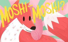 """""""moshi moshi"""" explained"""