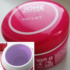 SILCARE   base one  violet 100 Gr   építő zselé Cooking Timer, The 100, Base