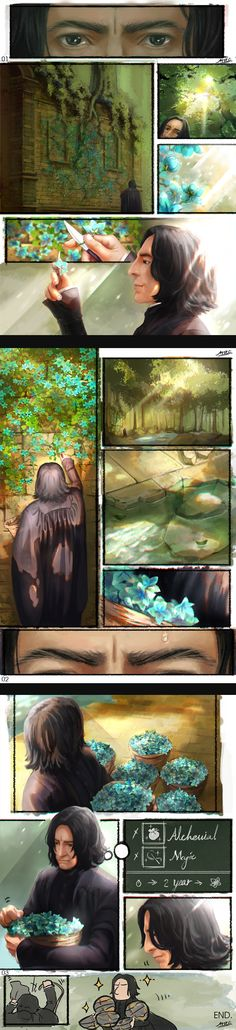 snape Potions log by mujie2012 on DeviantArt