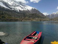 Ata abad lake Pakistan