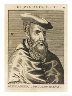 ALESSANDRO PICCOLOMINI Fue un astrónomo, escritor, dramaturgo, filósofo y humanista italiano que jugó un papel importante en la promoción de la lengua vernácula toscana en temas filosóficos y científicos, en detrimento de las lenguas antiguas.
