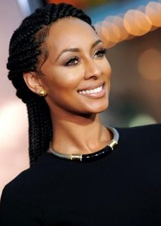 Box braids hairstyles are one of the most popular African American protective styling choices. Description from pinterest.com. I searched for this on bing.com/images
