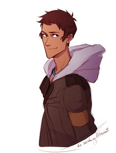 Lance - by thesearchingastronaut