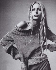 Those 90′s braids.Image via: Vogue