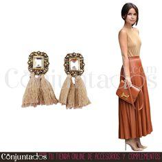 Pendientes Nora Beiges ★ 12'95 € en https://www.conjuntados.com/es/pendientes/pendientes-largos/pendientes-nora-con-borlas-en-beige.html ★ #novedades #pendientes #earrings #conjuntados #conjuntada #joyitas #lowcost #jewelry #bisutería #bijoux #accesorios #complementos #moda #eventos #bodas #invitadaperfecta #perfectguest #party #fashion #fashionadicct #fashionblogger #blogger #picoftheday #outfit #estilo #style #streetstyle #GustosParaTodas #ParaTodosLosGustos