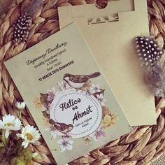 Davetiye / Wedding invitation www.masalsiatolye.com #masalsiatolye #davetiye #weddinginvitation #vintage Wedding Invitations, Vintage, Couples Wedding Shower Invitations, Wedding Invitation Cards, Wedding Announcements, Bridal Invitations