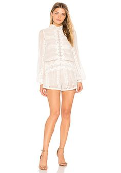 Alhambra Playsuit
