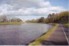 Yarra River walk home