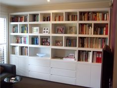 Soho design...bookshelves