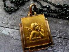 Raphael's Angel Necklace by josieandperri on Etsy, $32.00