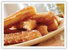 ...on the fridge!: Churro or NOT to Churro, that is the question!