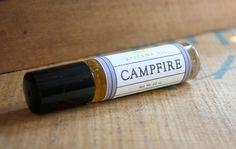 campfire perfume oil