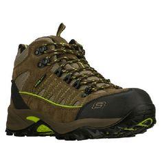 Skechers Work Rambler-Climb Boots (Brown/Black) - Women's Boots - 5.0 M