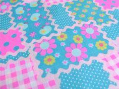 Soldout Pinks Original Fabric 20 - 手芸 通販 アンティーク ファブリック ピンクス