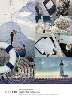 Modern Oceania Wedding Stationery, Waves, Modern, Artwork, Trendy Tree, Work Of Art, Auguste Rodin Artwork, Artworks, Ocean Waves