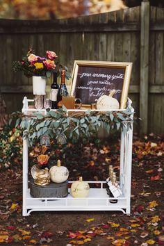 Entertaining: DIY Thanksgiving Tablescape