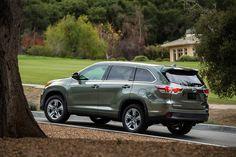 WSHG.NET | 2015 Toyota Highlander Hybrid — Still Among the Best | Automotive Reviews | March 10, 2015 | WestSound Home & Garden