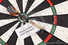 Photo about Dart Board Conceptual Image Of Getting Your Hopes And Dreams. Image of lose, accurate, gamble - 21336335 Hopes And Dreams, Vectors, Royalty Free Stock Photos, Sign, Image, Signs, Board