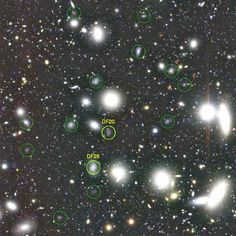 Image: Dark galaxies